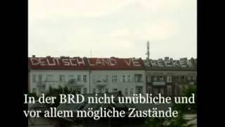 Das ist die Bundesrepublik – Nicht Deutschland !