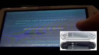 Psp Go - Como poner juegos en tu PspGo y mas....