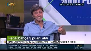Rıdvan Dilmen ve Murat Kosova ile %100 Futbol | Fenerbahçe - Fatih Karagümrük (3 Ekim 2020)