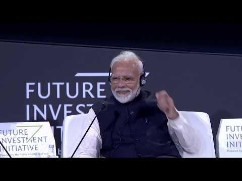Ray Dalio & India's PM Narendra Modi Discuss Meditation, the World, and India