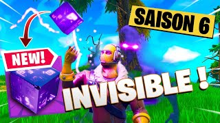 FORTNITE'S CHEAT INVISIBILITY!