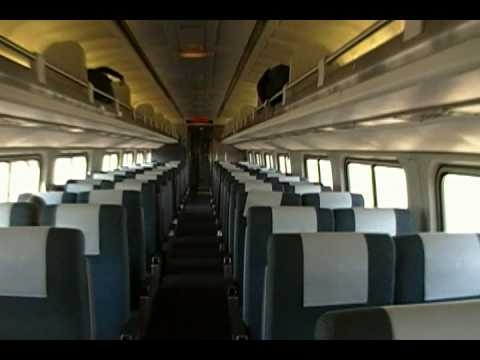 walk through amtrak surfliner with amfleet and horizon cars youtube. Black Bedroom Furniture Sets. Home Design Ideas