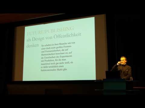 Keynote zur future!publish 2017 / Stephan Porombka