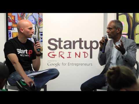 Chet Kanojia (Aereo) at Startup Grind New York City