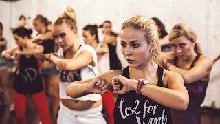 J Balvin | Tranquila choreography | Reggaeton Fusion dance by Jane Kornienko