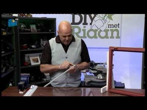 Nu-Glaze met DIY Guru Riaan Garforth-Venter