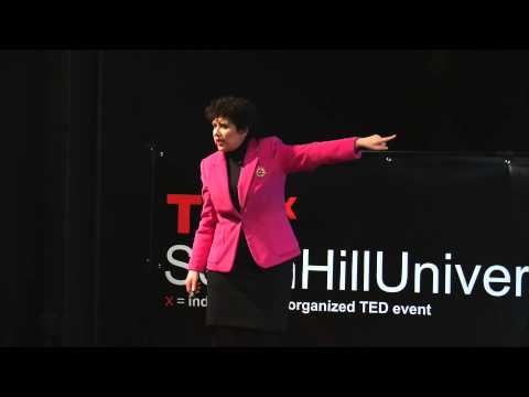 Burnout and post-traumatic stress disorder: Dr. Geri Puleo at TEDxSetonHillUniversity