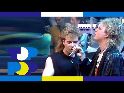 Glass Tiger - Don't Forget Me (When I'm Gone) • TopPop