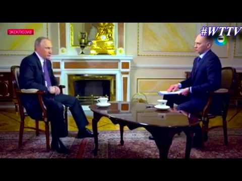 Vladimir Putin's interview to the MIR - TV & Radio (Subtitles Included)