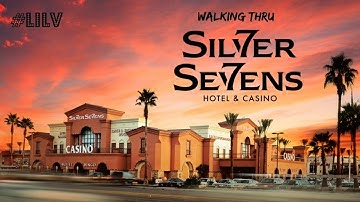 Tour of Silver Sevens Hotel & Casino