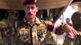 Российские военные проводят учения в России и Египте