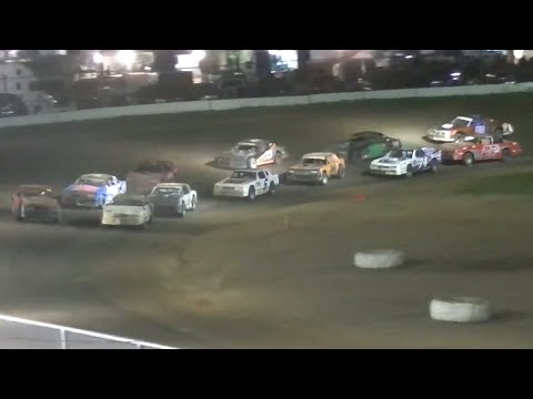 Pure Stock Feature | McKean County Raceway | Fall Classic | 10.11.14