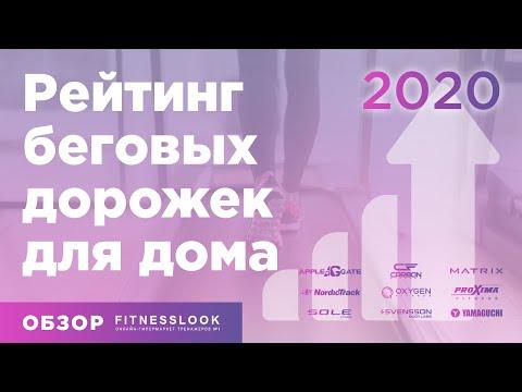 Рейтинг беговых дорожек для дома 2020