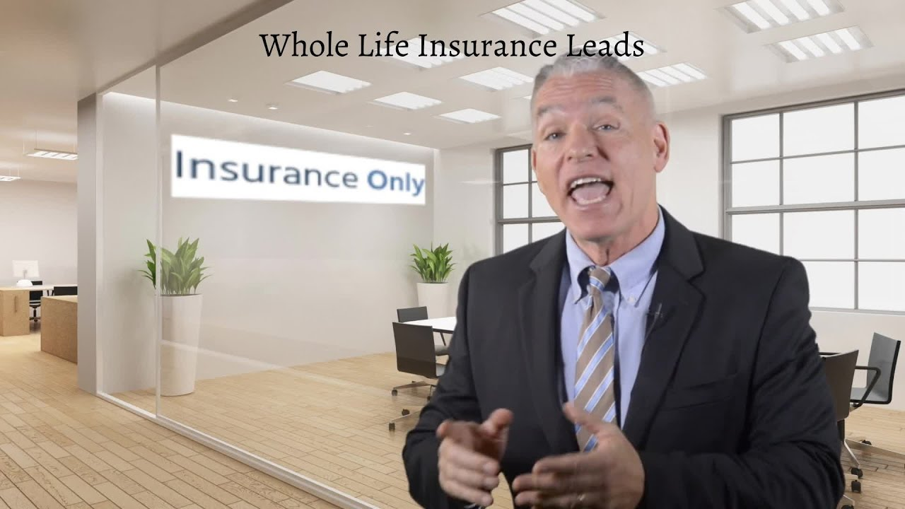 Guaranteed Issue Life Insurance Quotes Free Guaranteed Issue Life Insurance Leads For Agents  Youtube