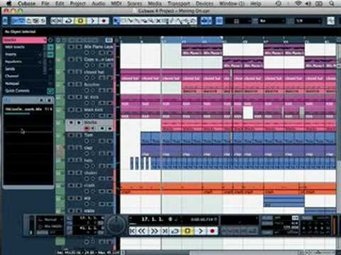 20 Instructive Cubase Tutorials