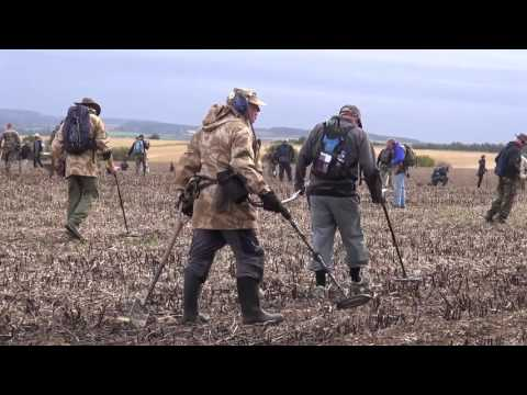 XP summer gold metal detecting rally