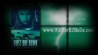 FIRST ONE DOWN book trailer