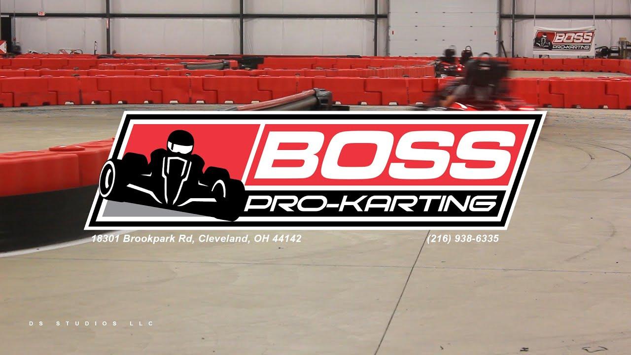 Go kart racing cleveland ohio