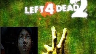 Left 4 Dead 2 Survival #4 - Clementine from the Walking Dead