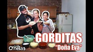 Las gorditas caseras de Doña Eva