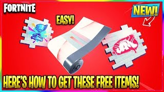 *NEW* HOW TO GET FREE FORTNITE WORLD CUP WRAP AND SPRAYS! | Fortnite Battle Royale