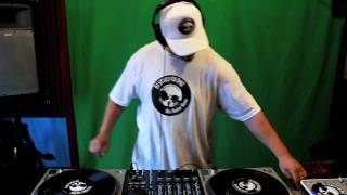 Two Turntable Routine