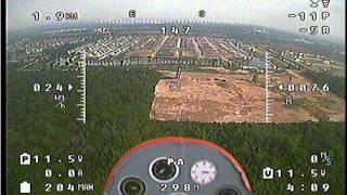 Gambar cover urang banjar terbang pesawat WD fpv