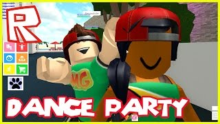 Boys and Girls Dance Club / Dance Party / Roblox(I'm playing Roblox Boys and Girls Dance Club with GamerGirl and we are having a Dance Party! I'm ronaldOMG and GamerGirl's channel is: ..., 2016-09-01T19:00:02.000Z)