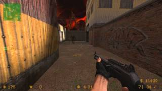 Counter-Strike: Source: The Moonwalking Zombie Apocalypse ∣ Part 1