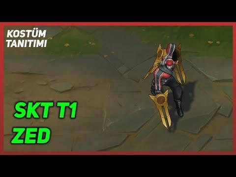 SKT T1 Zed