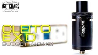Aspire Cleito EXO Review...Budget Vaping!