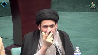 السيد منير الخباز - أعظم عقوبة يتعرض لها الإنسان هي عدم شعوره بـ \