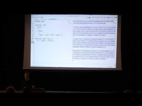 Lambda Jam 2015 - Robby Findler - Racket: A Programming-Language Programming Language
