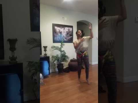 Kwanzaa- West African Dance- Sinte
