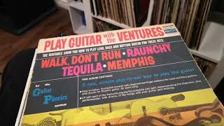 Play guitar with The Ventures.