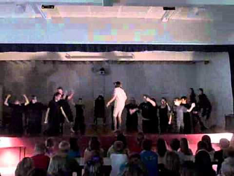 Where the Wild Things Are  Huntsville Middle School 1.wmv