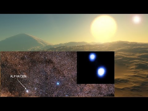 ¿Podríamos vivir en Alfa Centauri? La NASA tiene buenas noticias del observatorio rayos X Chandra