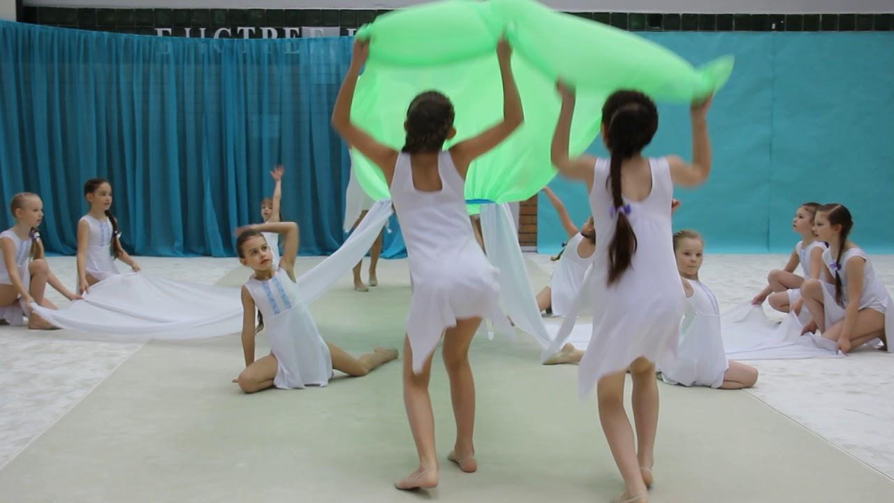 канал художественная гимнастика