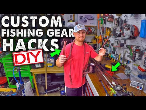 Make Your Own Rod Socks CHEAP‼️| DIY | How To Fishing Hacks 2020