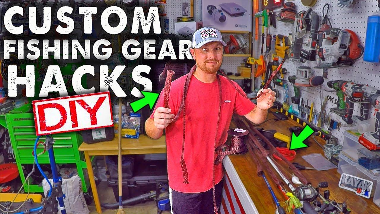 Make your own Rod Socks CHEAP‼️| DIY | How To Fishing Hacks 2020