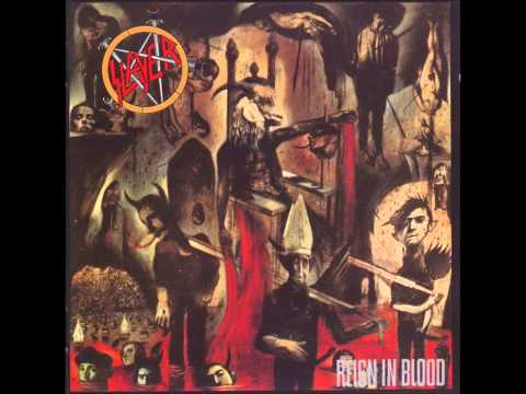 Slayer - Jesus Saves (Lyrics) HD