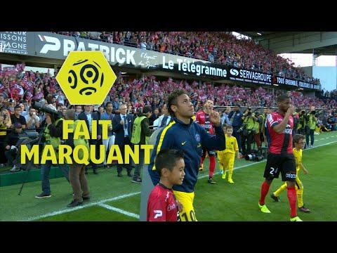 Le 1er match de Neymar en Ligue 1 Conforama - 2ème journée / 2017-18