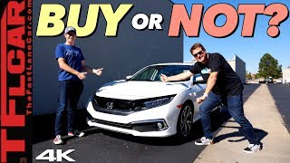Buddy Review: The 2019 Honda Civic is Great Except For This One Big Issue!