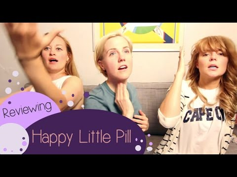 REVIEWING TROYE SIVAN'S HAPPY LITTLE PILL (w/ MAMRIE & HANNAH) // Grace Helbig