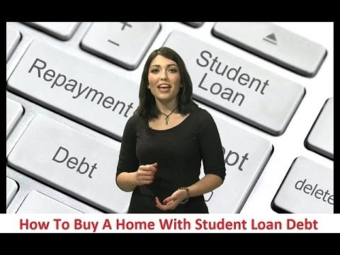 How to buy a home  with student loan debt | Call Now 214-945-1066