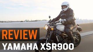 Yamaha XSR900 Review at RevZilla.com