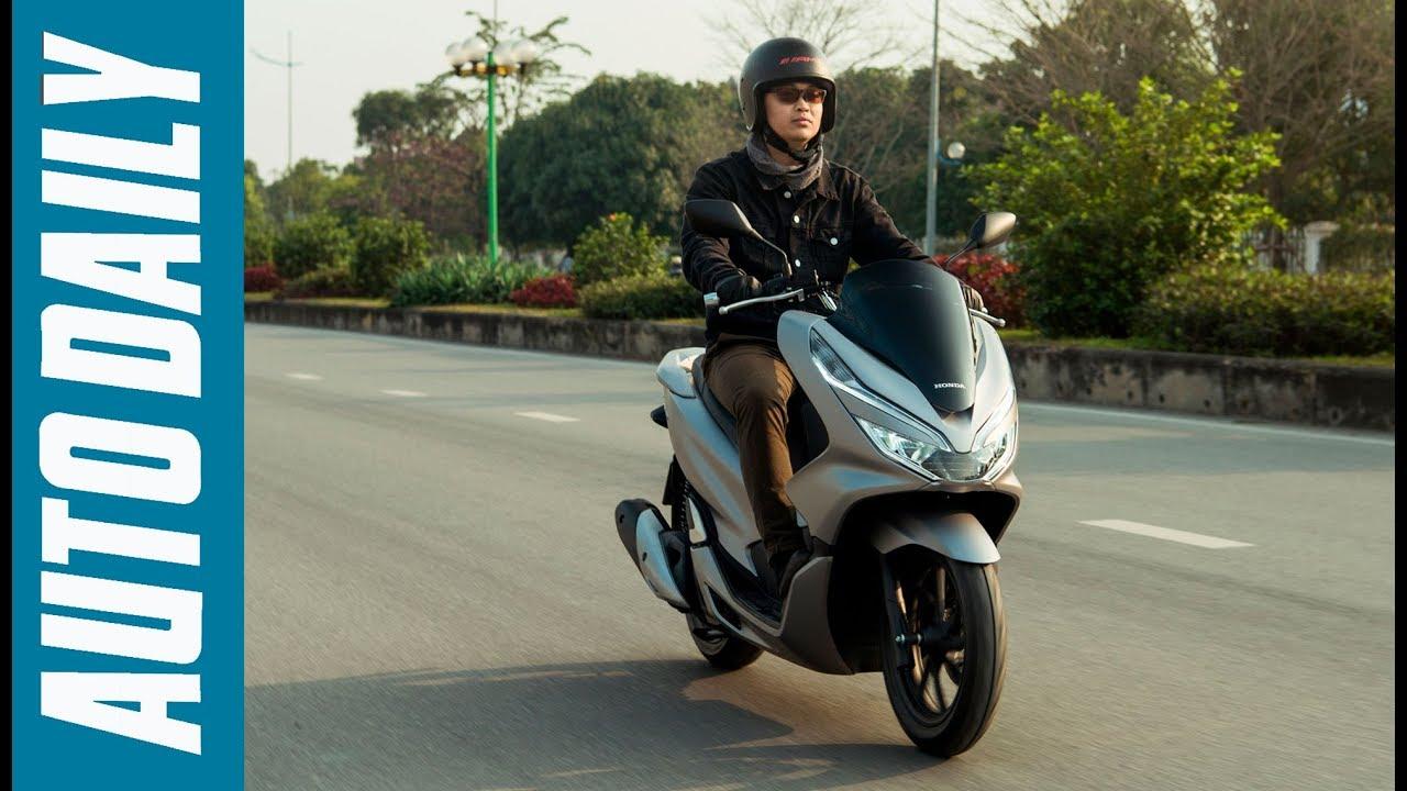 Đánh giá chi tiết Honda PCX 150 2018 – Xe ga dành cho phái mạnh |AUTODAILY.VN|