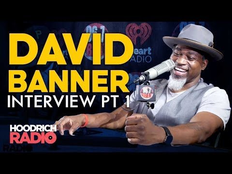 David Banner Talks Hip Hop Heartbreak, Restoring Black Culture, The God Box & More On Hoodrich Radio