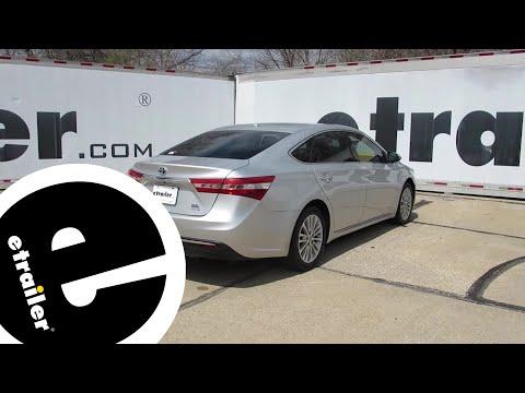 Best 2013 Toyota Rav4 Trailer Wiring Options - etrailer.com