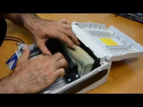 The ATM Guy - Training Video - Loading cassette